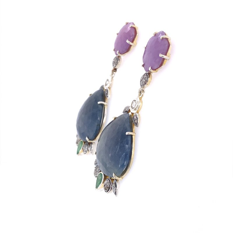 B&C Estate Collection Vintage Style Drop Earrings