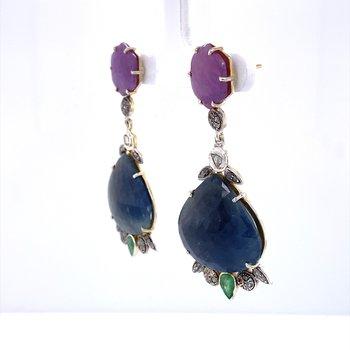 Vintage Style Drop Earrings