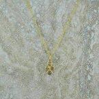 BRIAN'S VAULT Quadruple Diamond Pendant