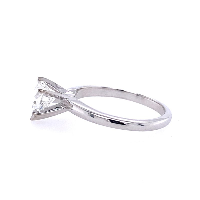 B&C Creations Heart Shaped Engagement Ring