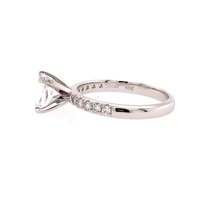 B&C Creations Fancy Shape Engagement Ring