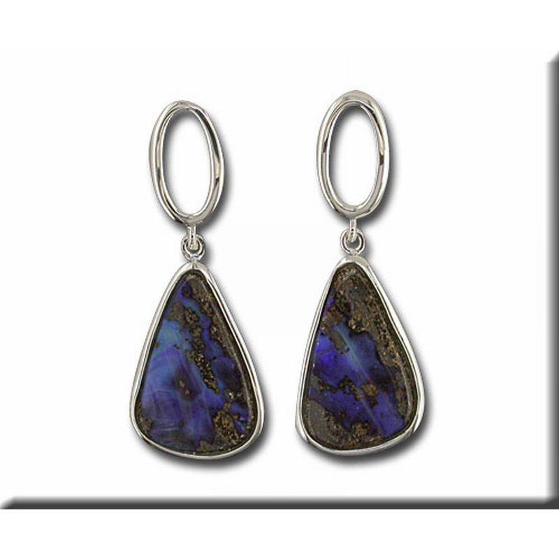 Parlé Opal Doublet Earrings