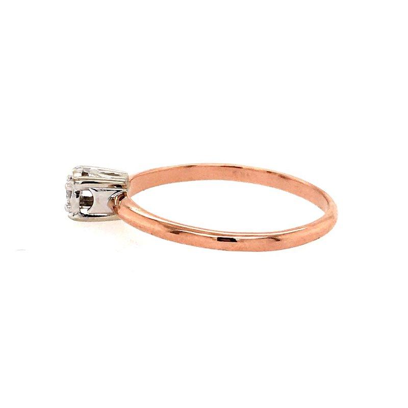 B&C Creations Diamond Promise Ring