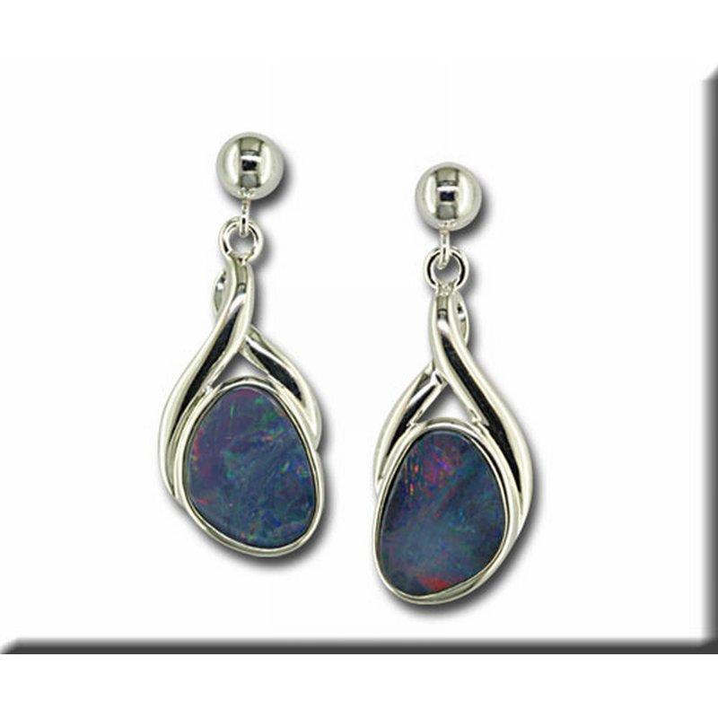 Parlé Australian Opal Dangles