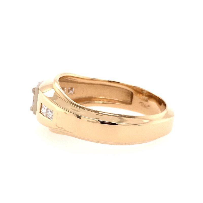 B&C Creations Men's Diamond Ring