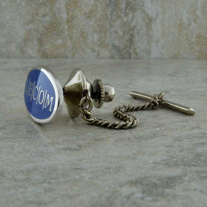 LECOM Tie Tac - Enamel