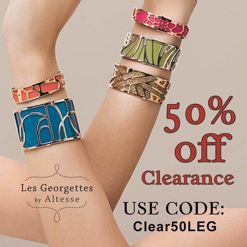 Les Georgettes 50% off SALE!