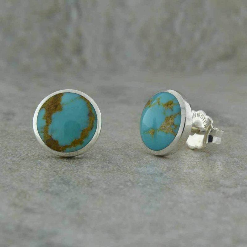 Kabana Turquoise Stud Earrings