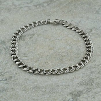 Bracelet - S/S Double Link
