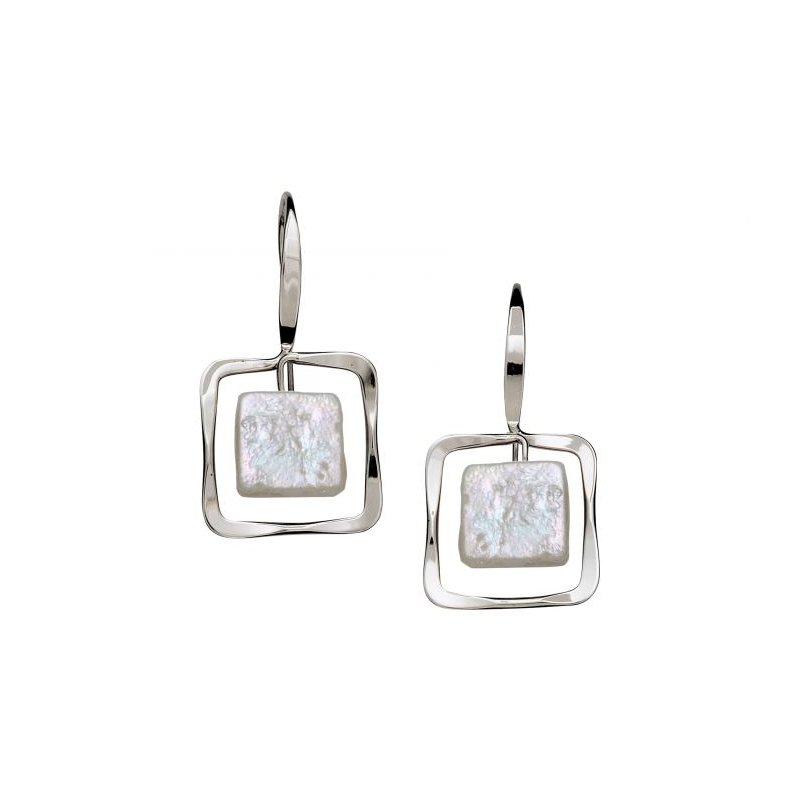 E. L. Designs IN-STORE Collection S/S Zenith Freshwater Pearl Earrings