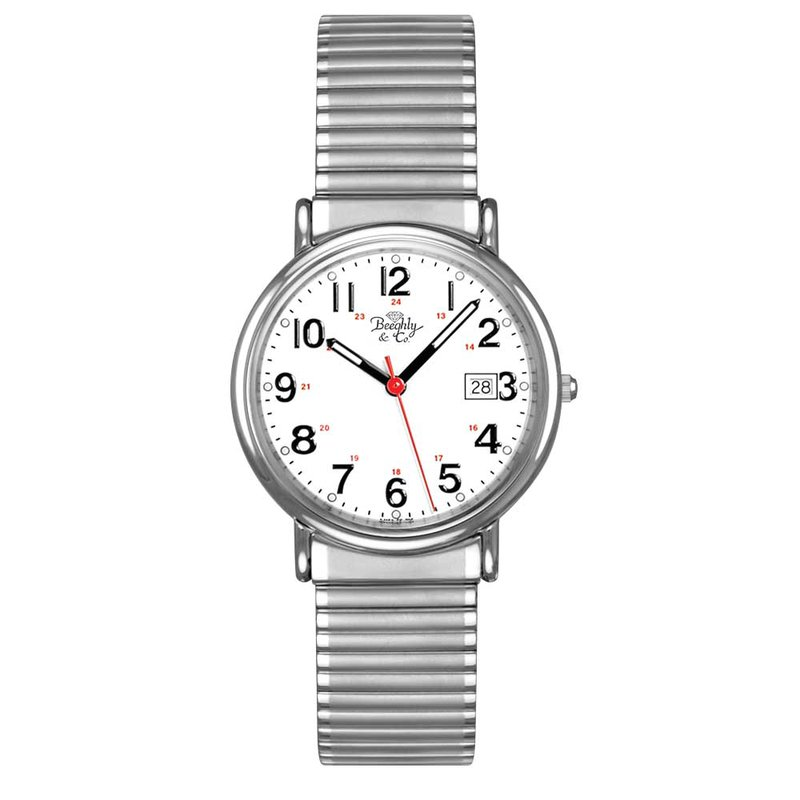 B&C Collections Ladies Expandable Band Watch