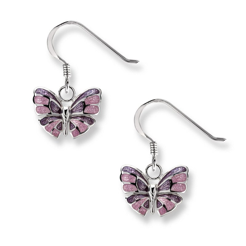 Nicole Barr Designs IN-STORE Collection Butterfly Drop Earrings
