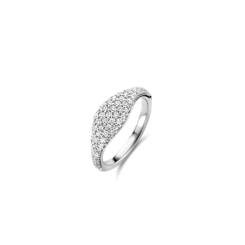 Pave Style Ring