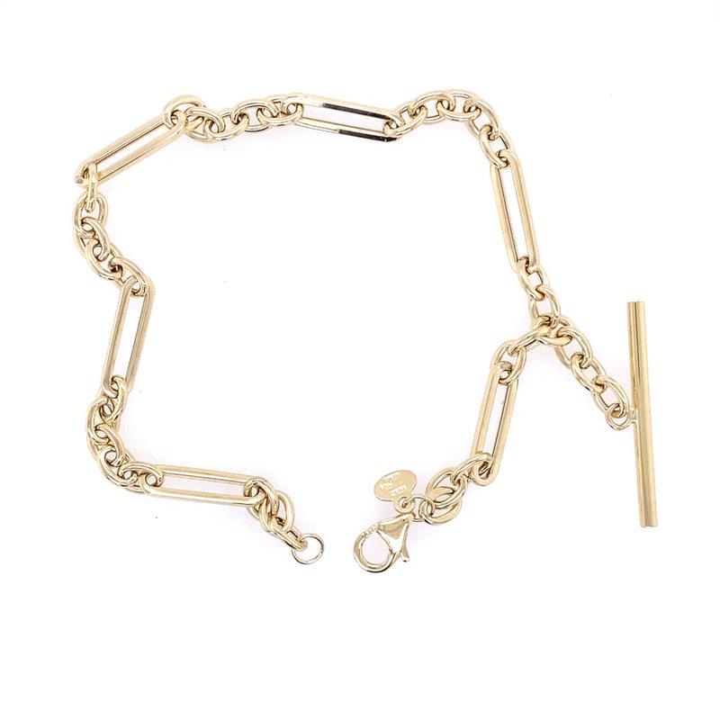 Phillip Gavriel Paperclip Inspired Bracelet
