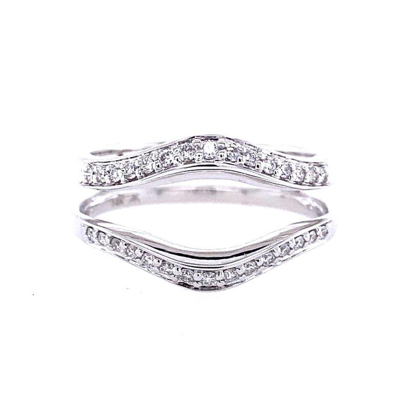 Allison Kaufman Diamond Ring Guard