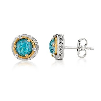 Chryso Doublet Studs