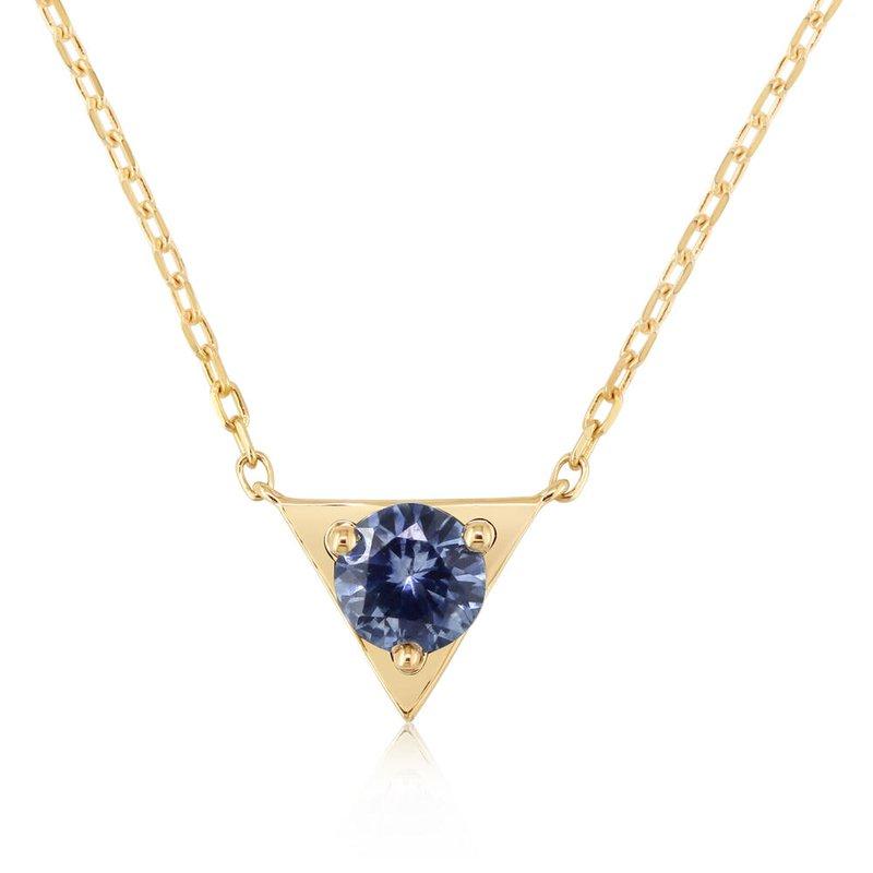 Parlé Montana Sapphire Necklace