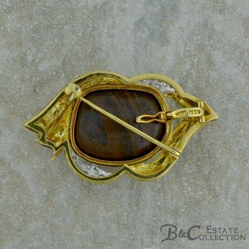 Boulder Opal Brooch/Pendant