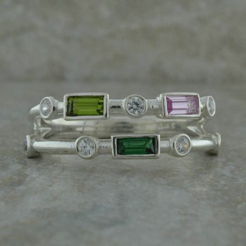 Mothers Gemstone Ring