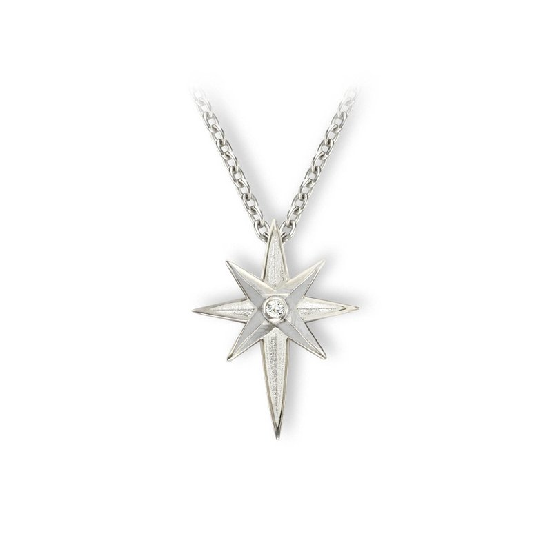 Nicole Barr Designs IN-STORE Collection North Star Necklace