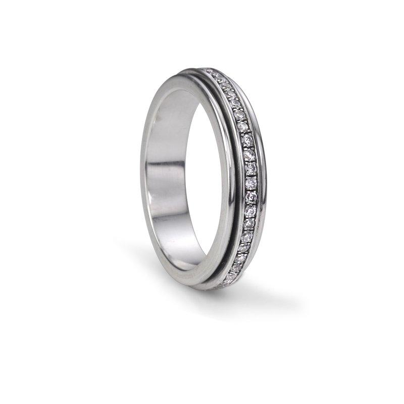 Meditation Rings  Lunar Meditation Ring