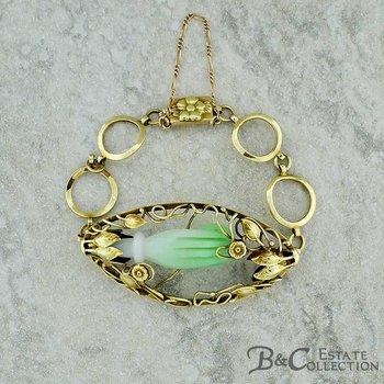 Natural Jade Bracelet