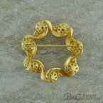 B&C Estate Collection Pearl Brooch