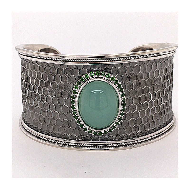 B&C Estate Collection Chalcedony Cuff
