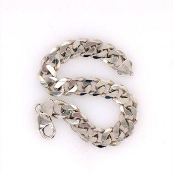 Heavy Curb Chain Bracelet