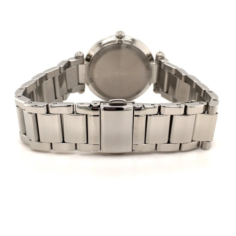 B&C Collections Crystal Accented Ladies Watch