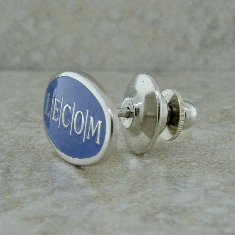 LECOM Lapel Pin - Enamel