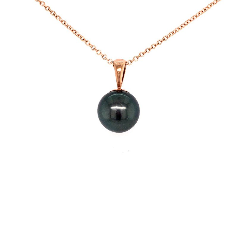 B&C Creations Tahitian Pearl Necklace