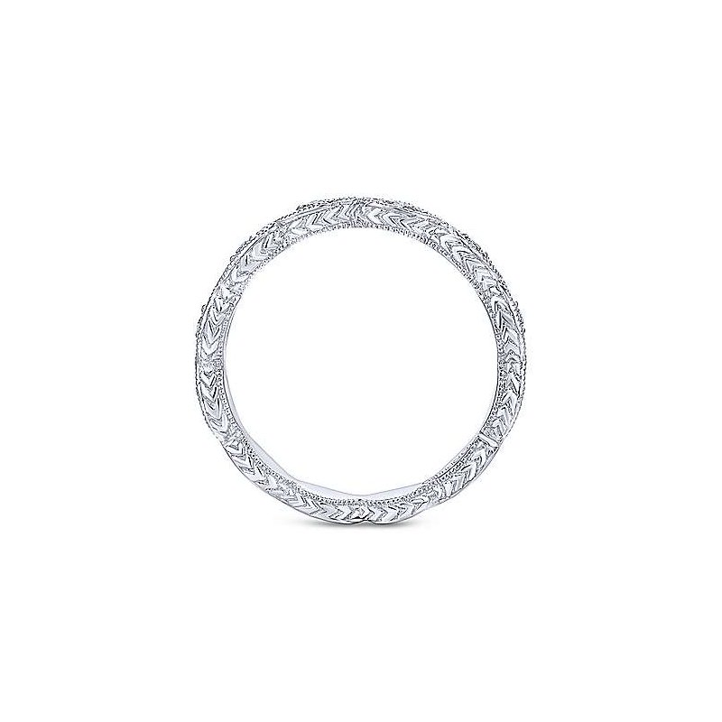 Gabriel & Co. -  IN-STORE COLLECTION Marquise Station Ring