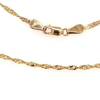 "18"" Singapore Chain"