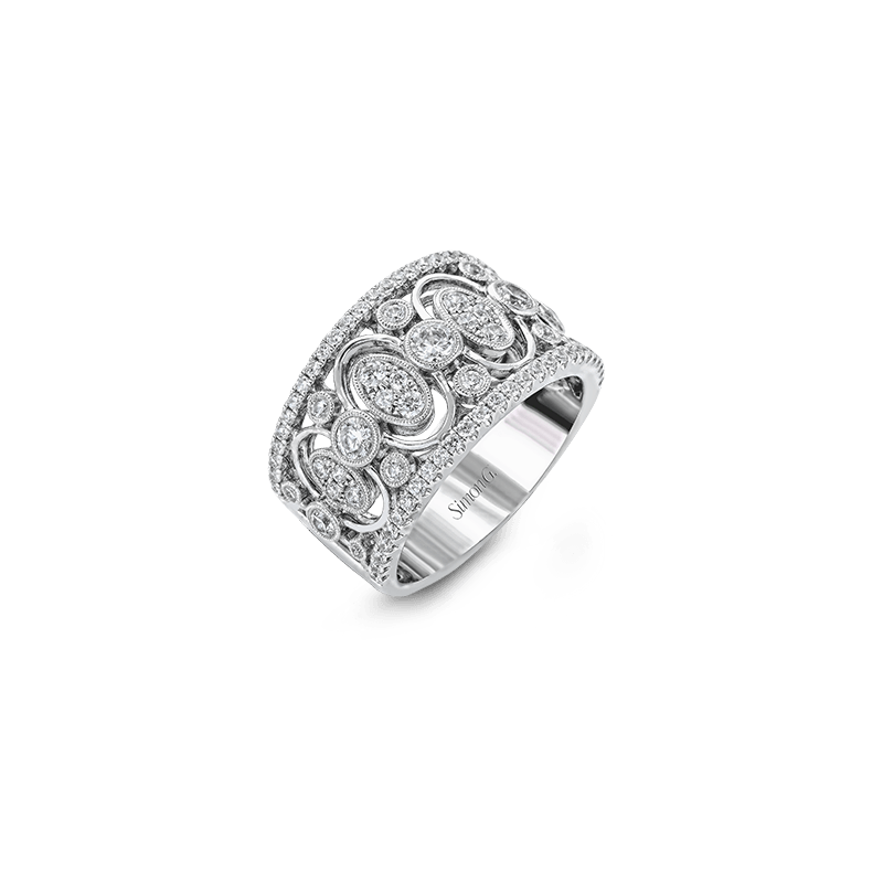 Simon G IN-STORE COLLECTION Harmonie Right Hand Ring
