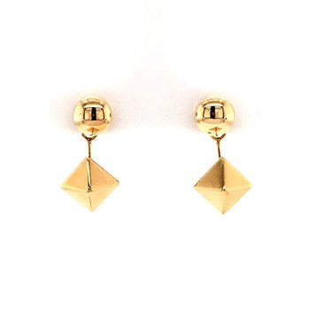 Pyramid Add-on Earrings