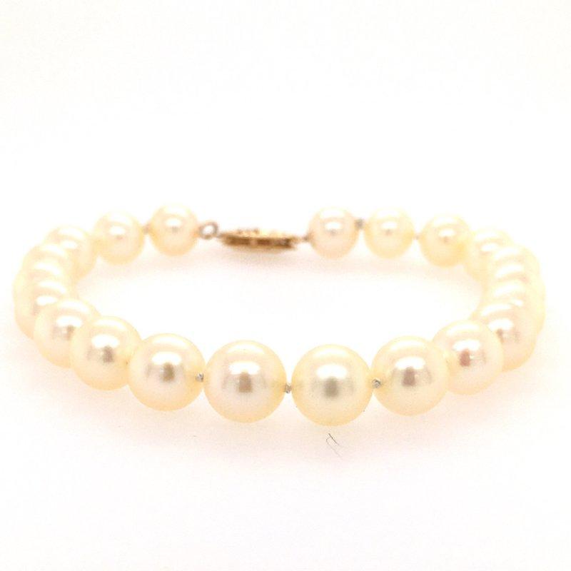 B&C Estate Collection Cultured Pearl Bracelet