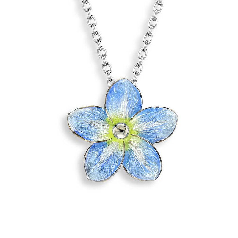 Nicole Barr Designs IN-STORE Collection Forget Me Not Pendant