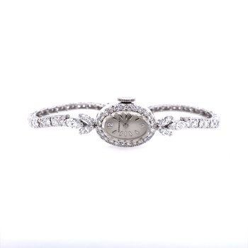 Ladies Tiffany & Company / Movado Diamond Watch