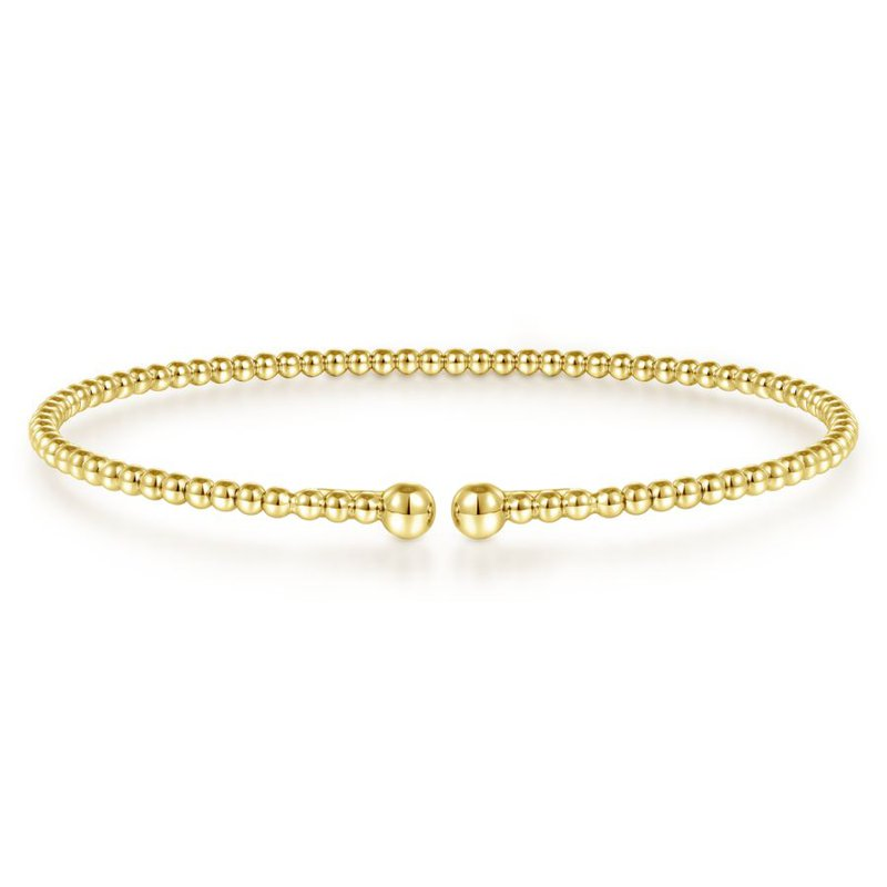 Gabriel & Co. -  IN-STORE COLLECTION Beaded Bujukan Bangle