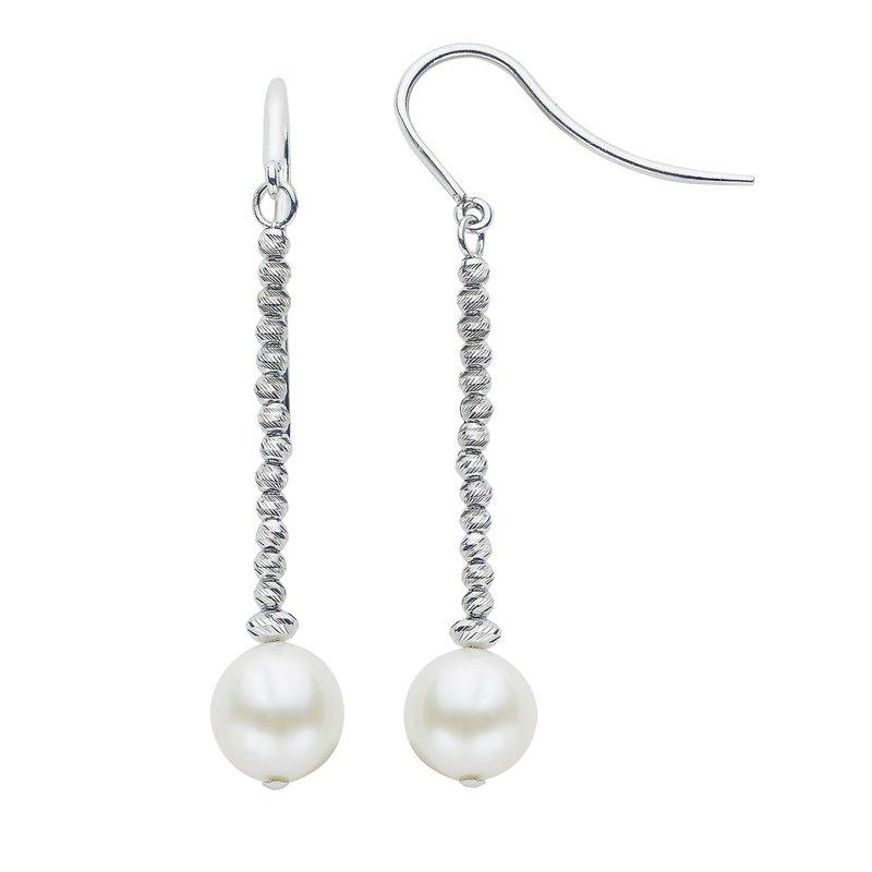 Imperial Pearl Brilliance Bead Pearl Earrings