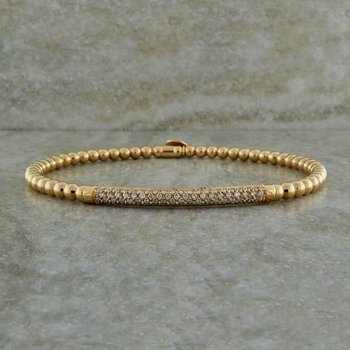 Stackable Diamond Bracelet