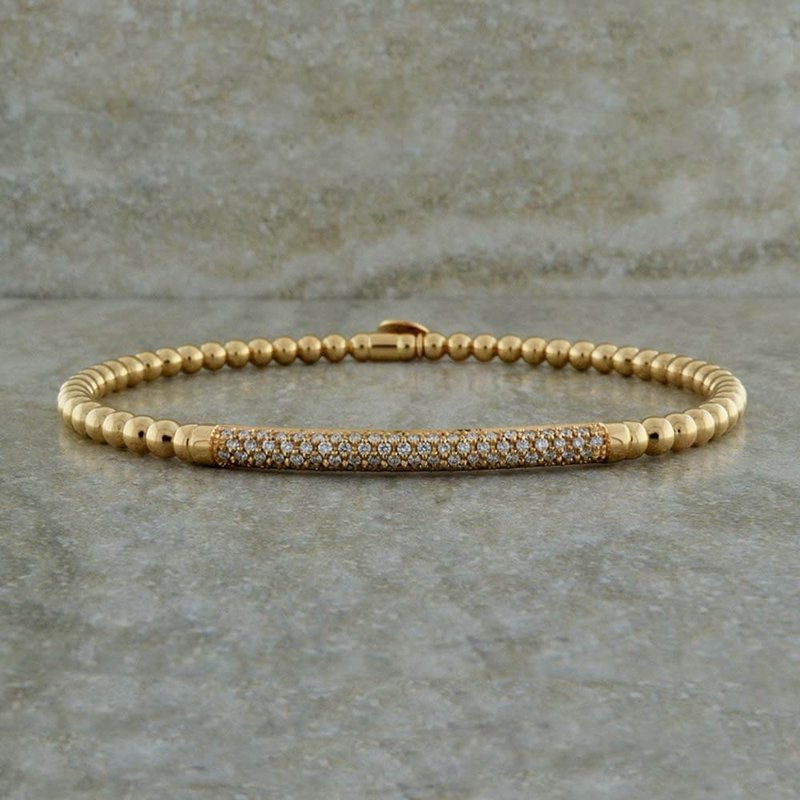 Hulchi Belluni Stackable Diamond Bracelet