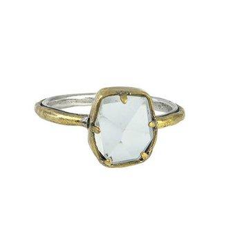 Crystal Quartz Ring
