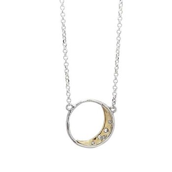 Otherworld Moon Necklace