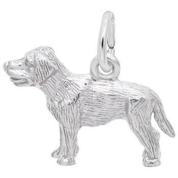 Sterling Silver Labrador