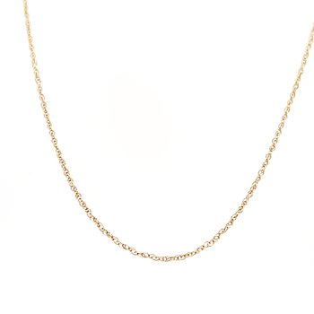 """10KY 18"""" Light Rope Chain"""
