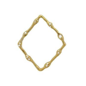 Ursa Diamond Shaped Pendant