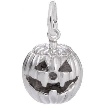 Sterling Silver Jack O Lantern