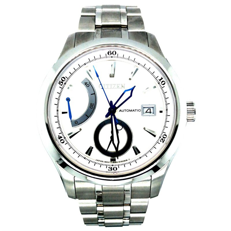 Citizen Watches in Stock Stainless Steel Automatic Watch